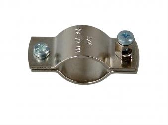 Kopp Erdungsrohrschelle für Kupferrohr 3/4 Zoll Bild 1