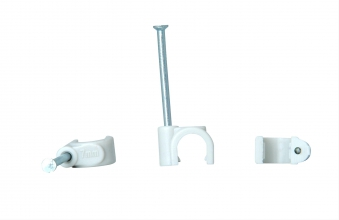 Kopp Iso-Schellen 5 - 7mm mit Stahlnadeln 50Stück Bild 1