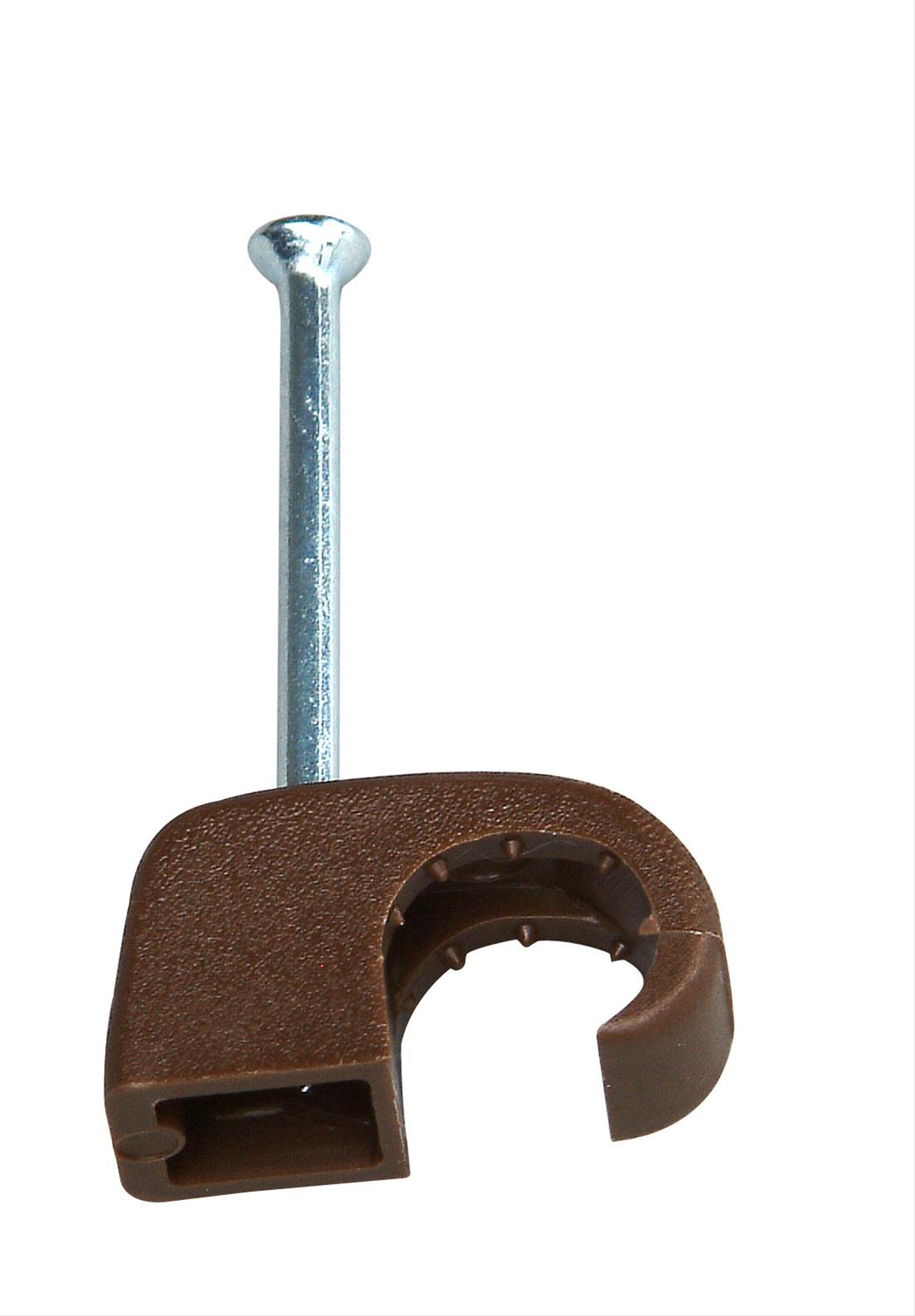 Kopp Iso-Schellen 7 - 11mm mit Stahlnadeln 50Stück Bild 1