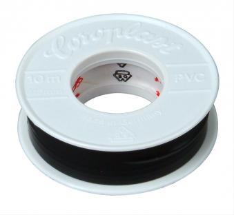Kopp Isolierband schwarz 15mm breit 10m 2 Stück Bild 1