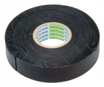 Kopp Isolierband selbstverschweißend schwarz Bild 1