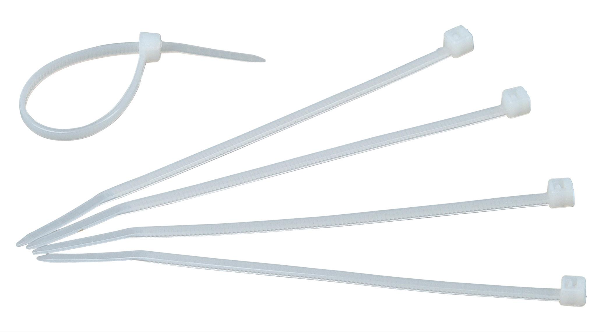 Kopp Kabelbinder transparent 100 x 2,5 mm 50 Stück Bild 1