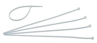Kopp Kabelbinder transparent 300 x 4,8mm 50 Stück Bild 1