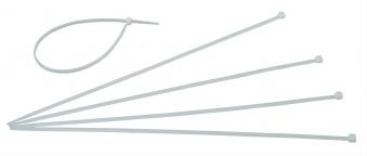 Kopp Kabelbinder transparent 370 x 4,8mm 50 Stück Bild 1