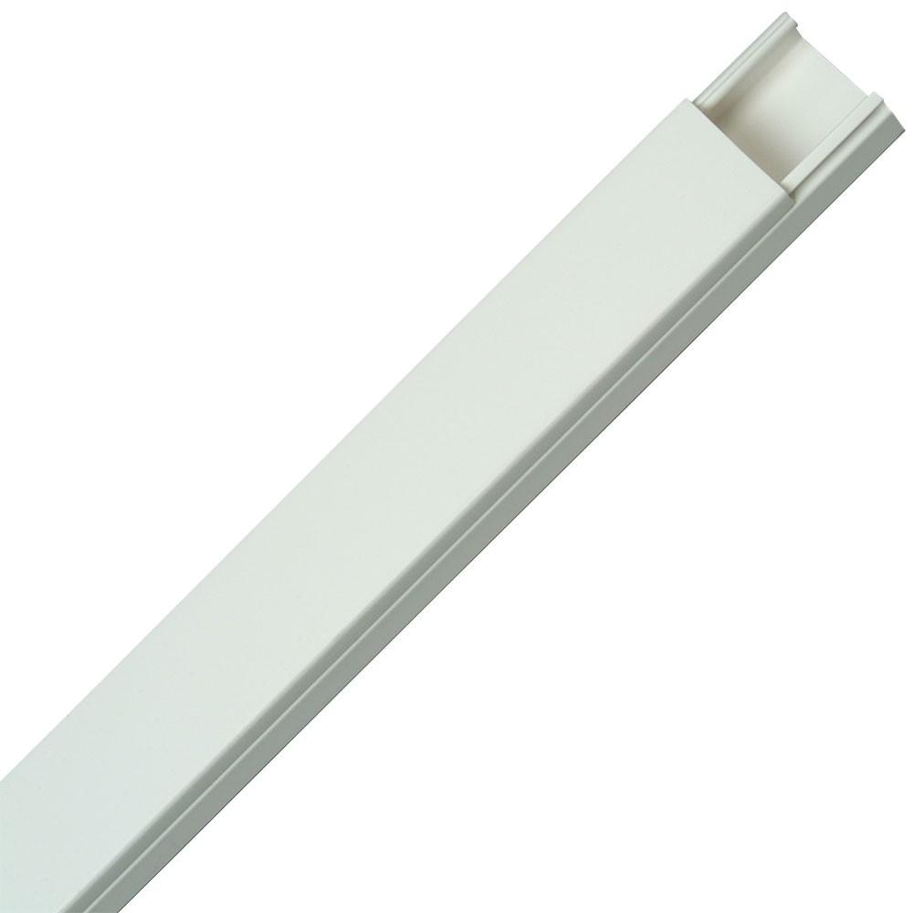 Kopp Kabelkanal 2m 40x25mm weiß Bild 1