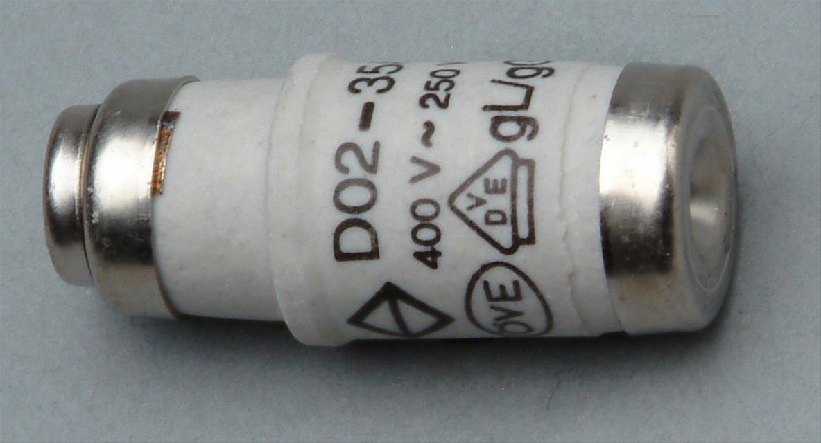 Kopp  NEOZED - Sicherungseinsatz 10 Stück 35A Bild 1