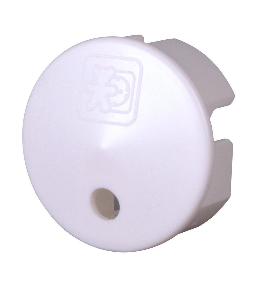 Kopp Sicherheitsabdeckung für Steckdose weiss Bild 1
