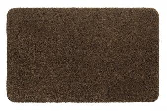 Hamat Fußmatte Aqua Stop waschbar 50x80cm brown Bild 1