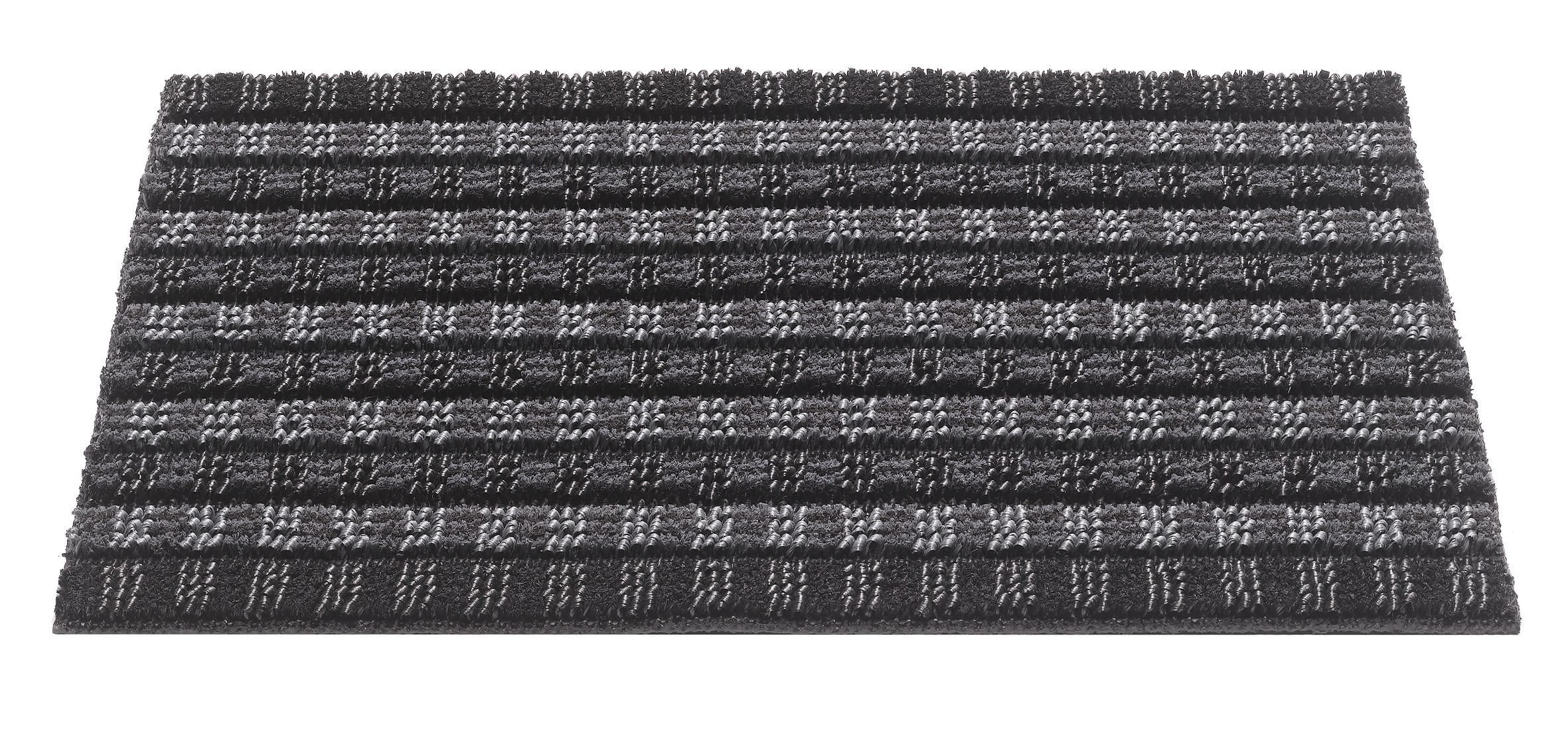 Hamat Fußmatte / Außenmatte Quadro Scrape 50x80cm graphite Bild 1
