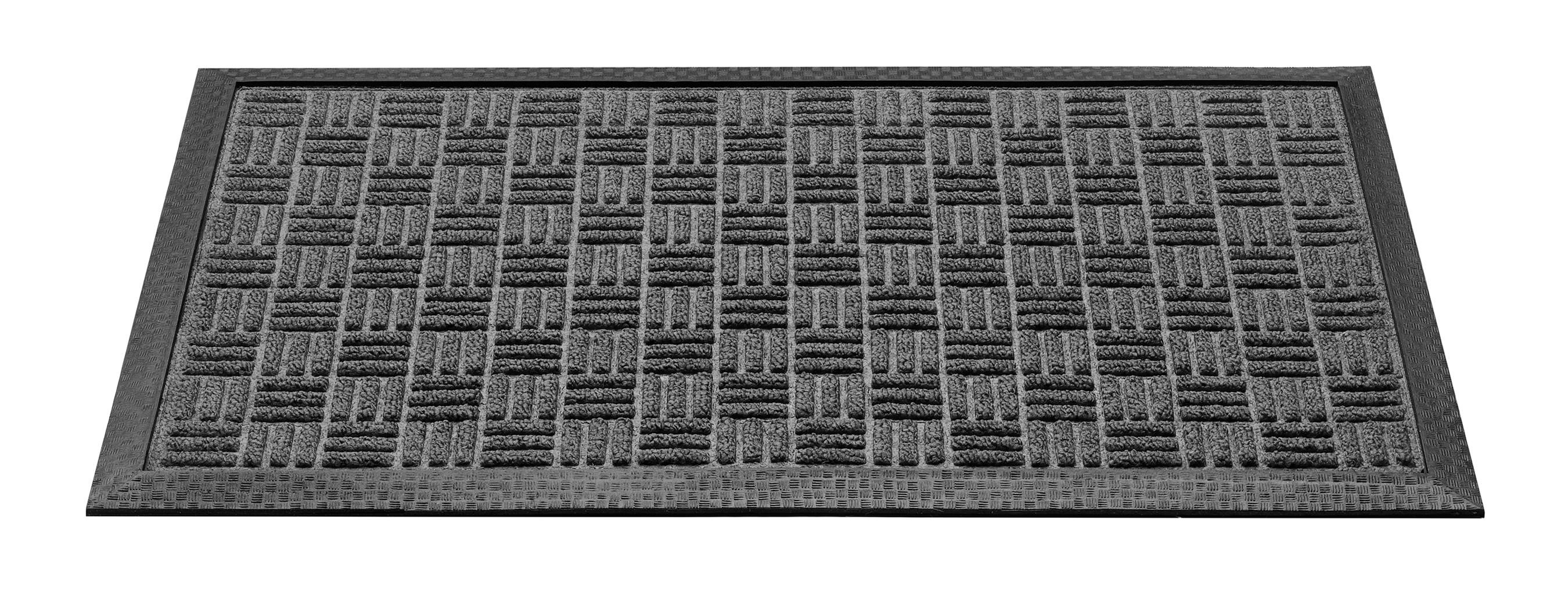 Hamat Fußmatte / Außenmatte Supreme 40x60cm anthrazit Bild 1