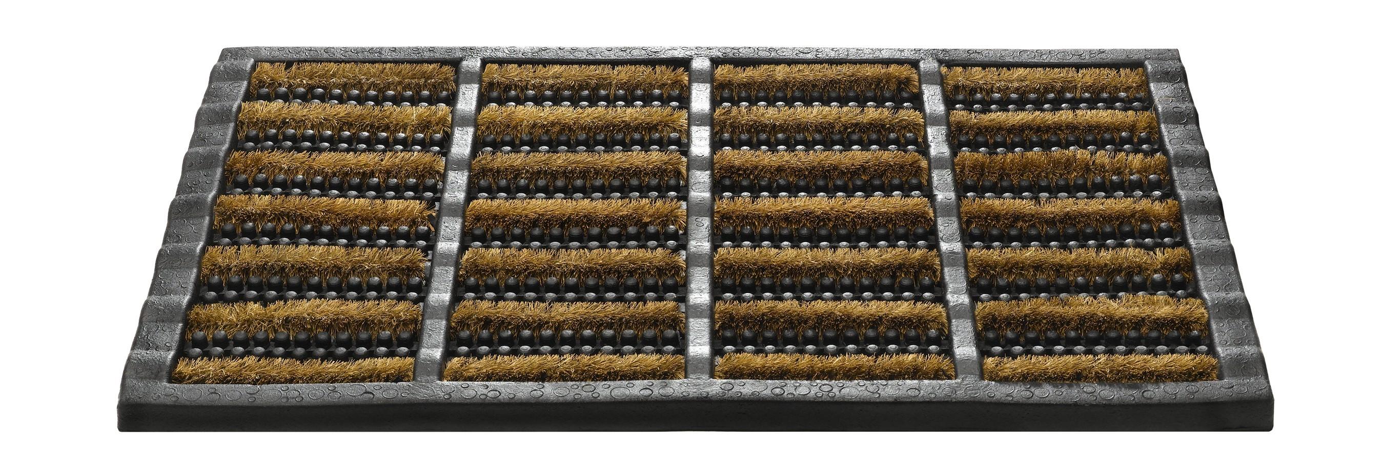 Hamat Fußmatte / Kokos Fußmatte Mudbuster 40x60cm Bild 1
