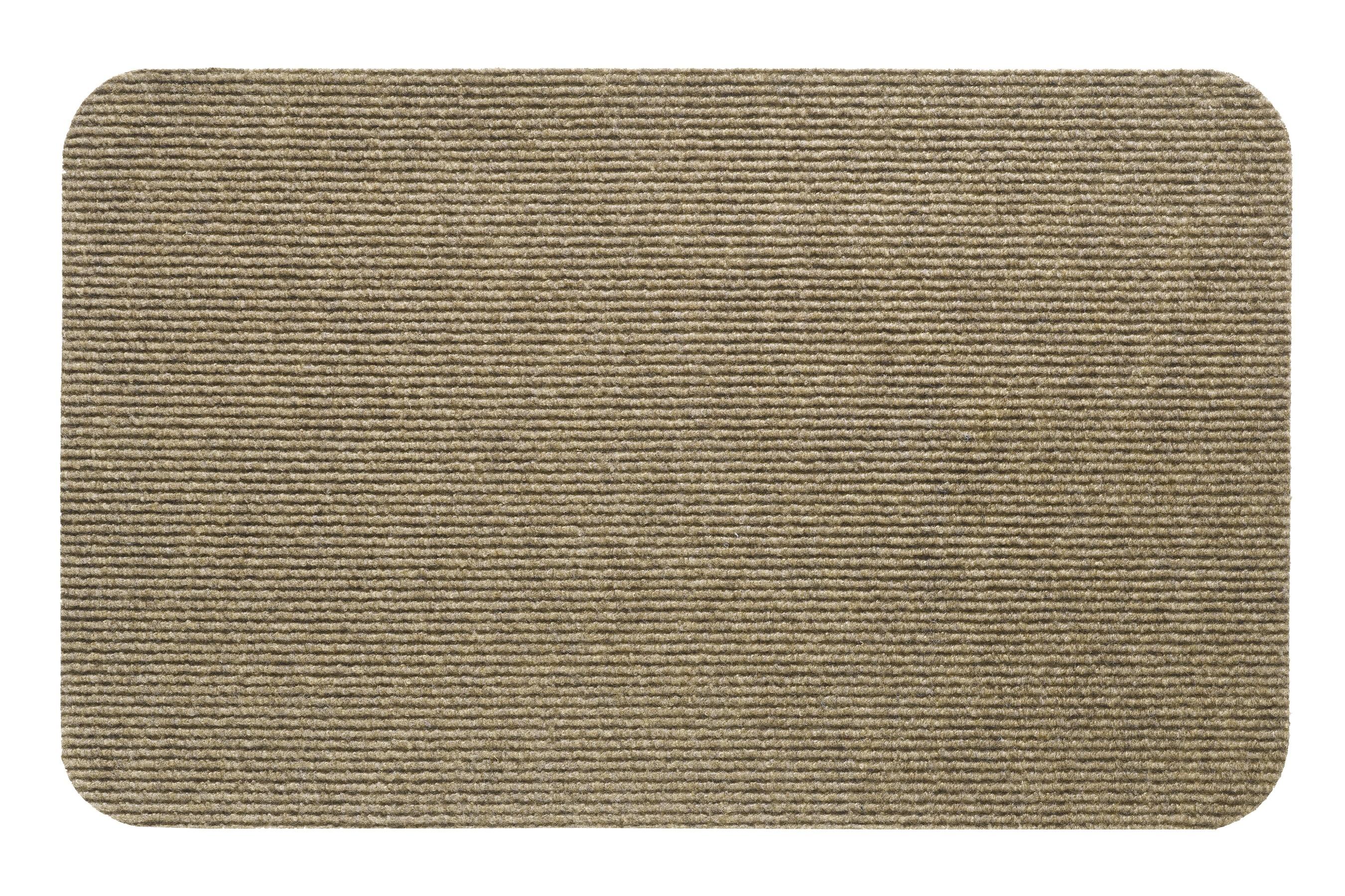 Hamat Fußmatte / Nadelfilzmatte Speedy 40x60cm beige Bild 1
