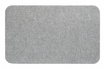 Hamat Fußmatte / Nadelfilzmatte Speedy 40x60cm grey Bild 1