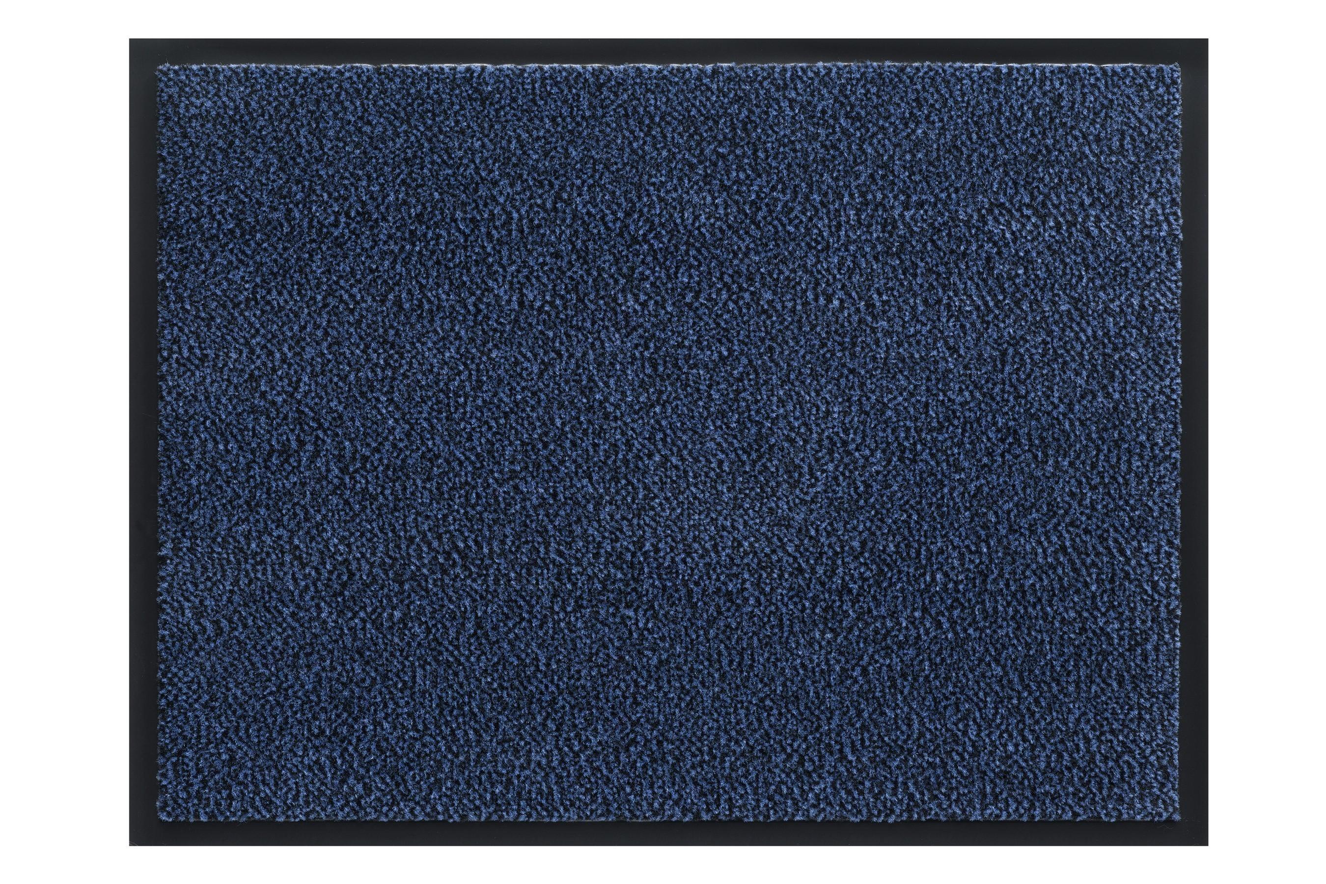 Hamat Schmutzfangmatte Mars 80x120cm blue Bild 1