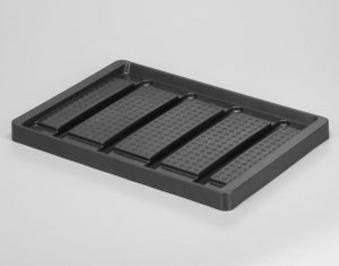 Schuhablage mit Abstellvorrichtung 53x36,5 cm Bild 1