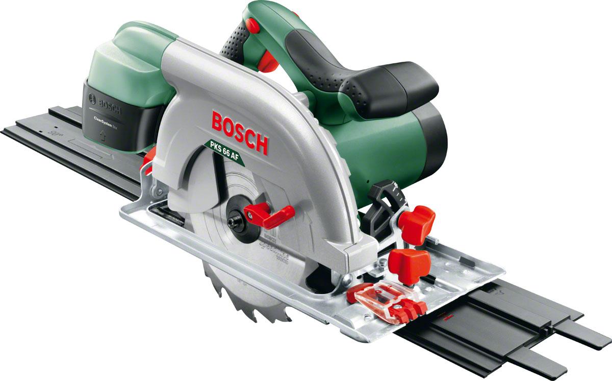 Bosch Handkreissäge PKS 66 AF  1600 W Bild 1