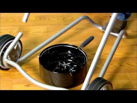 Holzkohlegrill / Kugelgrill Rösle No.1 Sport F50 Ø50cm Video Screenshot 475