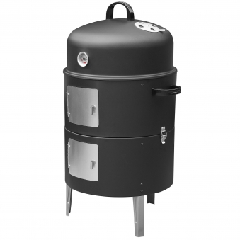 Räucherofen / Smoker barbecook Ø43,7cm H82cm schwarz