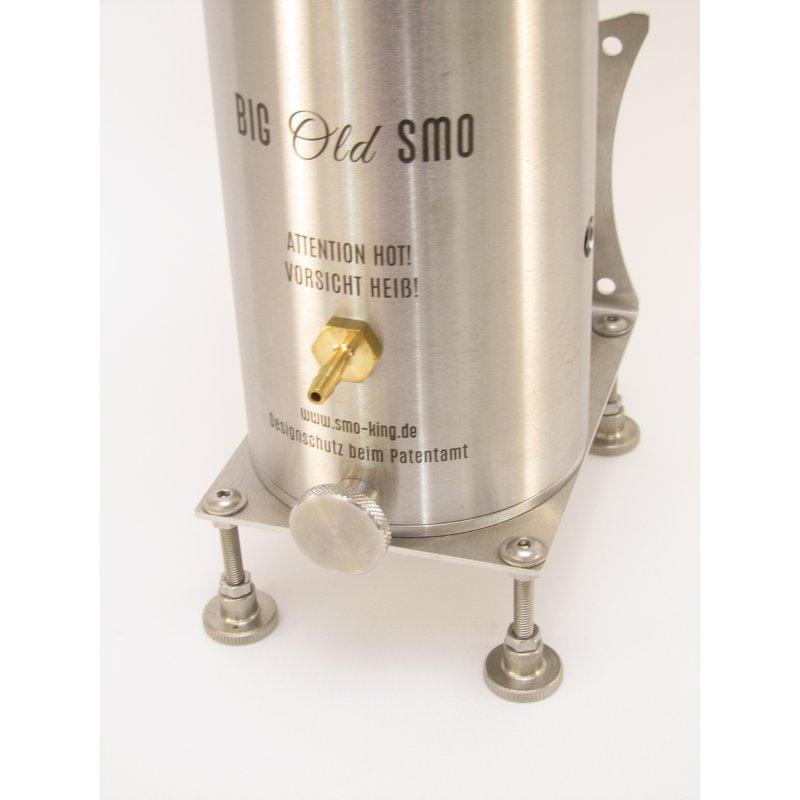 Kaltrauchgenerator Smo-King Big-Old-Smo 2,3 Liter mit Pumpe 230V Bild 4