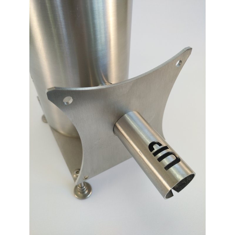 Kaltrauchgenerator Smo-King Big-Old-Smo 2,3 Liter mit Pumpe 230V Bild 5