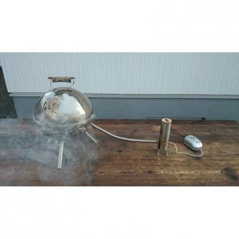 Kaltrauchgenerator Smo-King Big-Old-Smo 2,3 Liter mit Pumpe 230V Bild 7