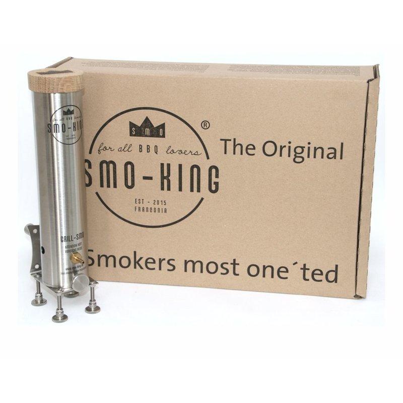 Kaltrauchgenerator Smo-King Grill-Smo 0,65 Liter mit Batteriepumpe Bild 1