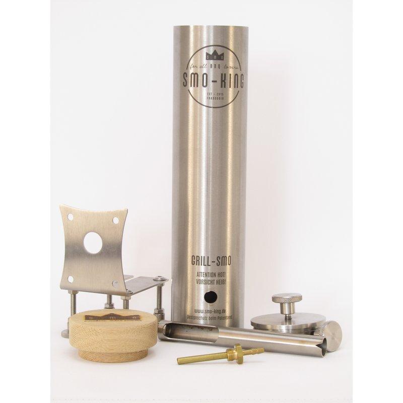 Kaltrauchgenerator Smo-King Grill-Smo 0,65 Liter mit Batteriepumpe Bild 2