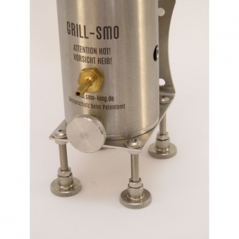Kaltrauchgenerator Smo-King Grill-Smo 0,65 Liter mit Batteriepumpe Bild 4