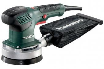 Metabo Exzenterschleifer SXE 3125 mit Textil Staubbeutel 310 Watt Bild 1