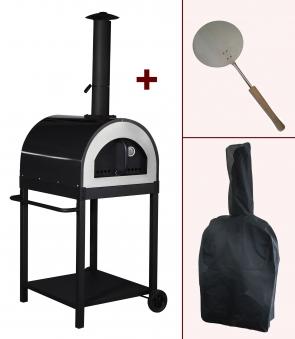 Pizzaofen / Brotbackofen / Flammkuchenofen / Napoli Set Bild 1