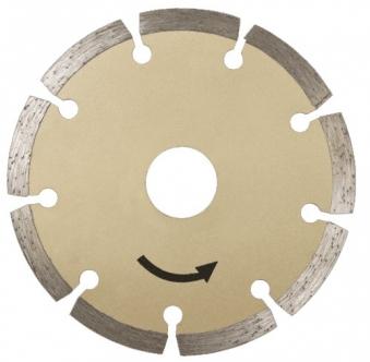 Scheppach Diamant-Trennscheibe Ø 89x10mm für Tauchsäge PL285