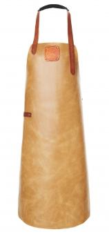Witloft Grillschürze / Lederschürze Brown/Cognac Größe L Bild 1