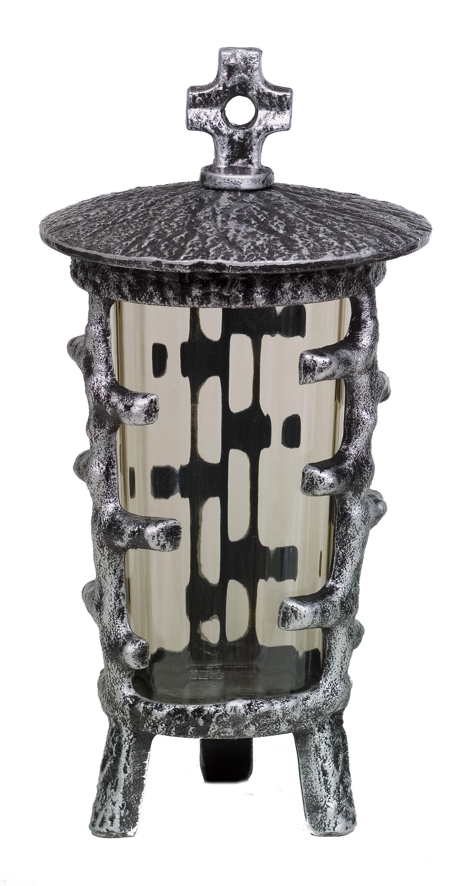 Grablampe 24121 rund mit Kunststoffeinsatz 27cm Bild 1