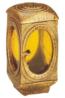 Grableuchte / Grablaterne Salome 23 cm Bild 1