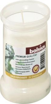 Bolsius Grablicht / Dauerbrenner Nr. 3 weiß ohne Deckel Bild 1