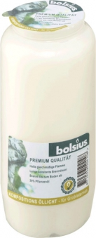 Bolsius Grablicht / Kompositionsöllicht Nr. 7 weiß Bild 1