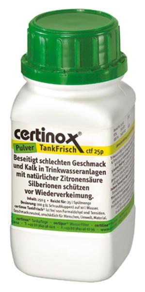 Certinox Tank Frisch Tankreiniger 250 g Bild 1