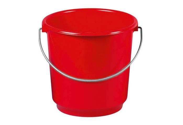 Eimer / Haushaltseimer 10 Liter farbig sortiert Bild 1