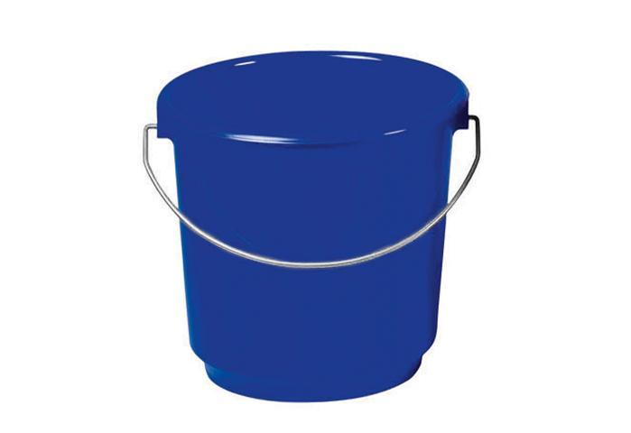 Eimer / Haushaltseimer 10 Liter farbig sortiert Bild 3