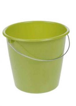Eimer / Putzeimer mit Stahlbügel Keeeper 10 Liter farn green Bild 1