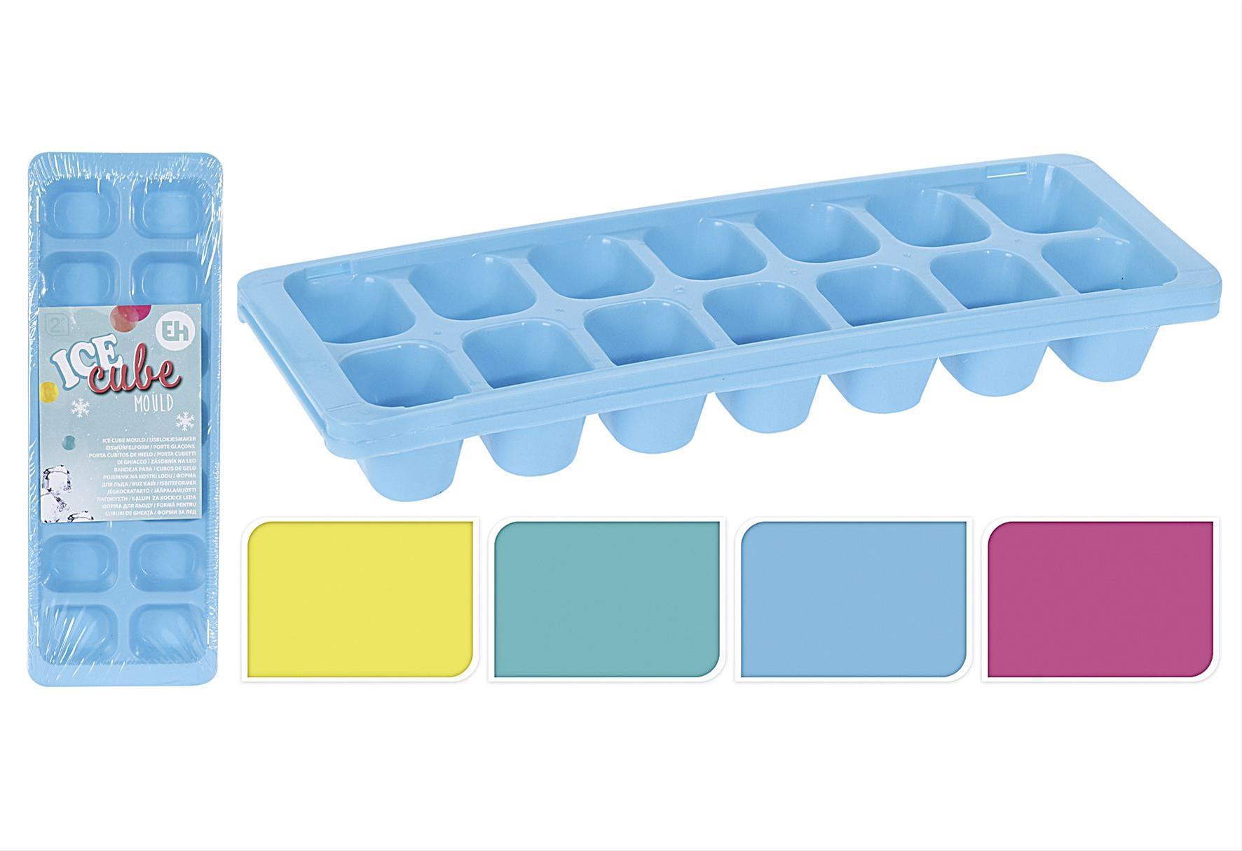 Eiswürfelbereiter farbig sortiert 25x9cm 1 Stück Bild 1