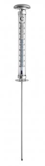Gartenthermometer / Bodenthermometer Solino FS-TFA mit Solarlicht Bild 2