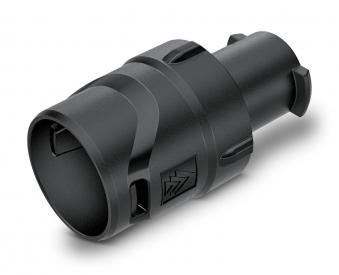 Kärcher Kegelstrahldüse / Adapter für Pistole schwarz Bild 1