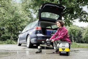 Kärcher Zubehörbox Adventure für mobile Outdoor Cleaner OC Bild 2
