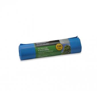 Müllsack / Abfallsack Noor 70x110cm blau 120L Bild 1