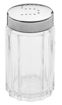 Salzstreuer Glas 50ml Bild 1