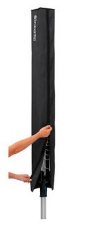 Schutzhülle Brabantia für Wäschespinnen 160x15x15cm Bild 1