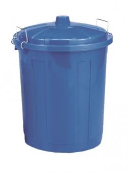 Universal Abfalltonne 23 Liter farbig sortiert Bild 1