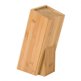 KESPER Messerblock Bambus 27cm