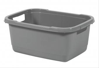 keeeper Wanne Kunststoff 32 Liter urban grey 55x40x23cm Bild 1